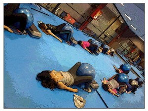 Actividades Colectivas Sport Studio Gym