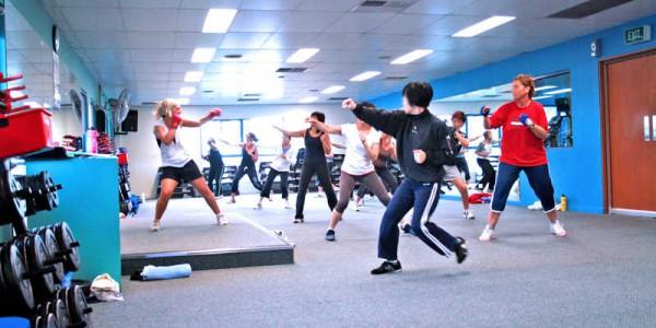 Cardio Kickbox