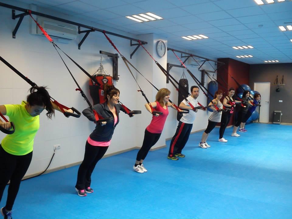 TRX Funcional Training (tarde)