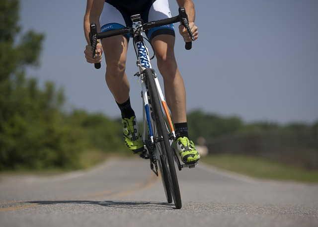 Atletas Resistencia Ciclismo